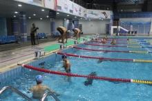 Подготовка пловцов к международным соревнованиям