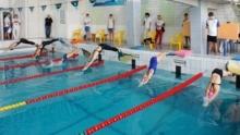 В Открытом чемпионате России по зимнему плаванию приняла участие 93-летняя пловчиха