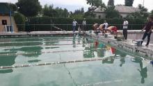 Воспитанники СДЮСШОР № 4 по водным видам спорта стали победители соревнования