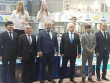 Определены победители республиканского Чемпионата по плаванию