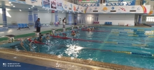 Republican swimming championship among juniors and children in Khujand