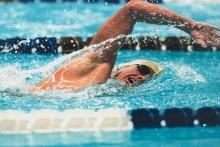 Types of swimming