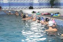 Готовность спортсменов к участию в Чемпионате мира по плаванию