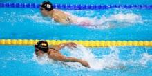 Первые комплекты наград разыграны на пятом этапе Кубка мира по зимнему плаванию