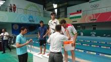 Развитие водного спорта в Республике Таджикистан
